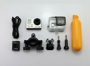 GOPRO HERO 3+ PLUS BLACK EDITION 1080P 4K CAMCORDER HD VIDEO CAMERA SDXC CARD