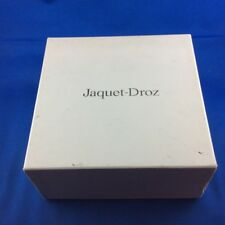 JAQUET DROZ BOX VINTAGE RARE