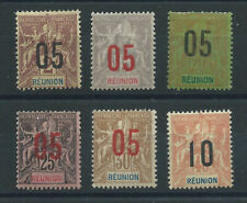 Réunion N°72/77* (MH) 1912
