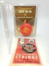 Duncan Vintage 1955 Tournament Replica Yo-Yo Gift Box with extra string