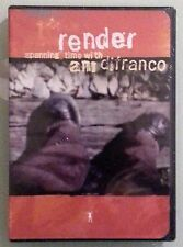 RENDER SPANNING TIME WITH ANI DIFRANCO DVD NEW