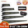 6D 8 14 22 32 42 52 inch LED phare de travail Feux rampe de barre de 4x4 offroad