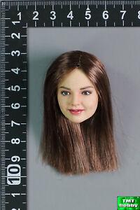 1:6 Scale Verycool VCF-2050 Flecktarn Women Soldier KERR - Headsculpt Head