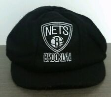 Brooklyn Nets Baggy Cricket style NBA Cap One size Fits All