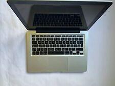 APPLE MacBookPro A1278 13,3-Zoll Laptop 2011 8GB RAM 750GB Notebook Computer