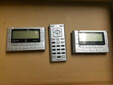 Two Delphi Roady Xt Xm Satellite Radio Receiver and accessories