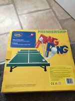 Chad Valley Premiership Ping Pong Game for 6+