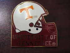 LOT of 6 PINS - University of Tennessee Pin - Helmet