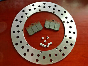American Ironhorse Brake Rotor Kit NEW - TEXAS CHOPPER SLAMMER TEJAS LSC OUTLAW