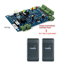 TCP/IP Generic Network Access Control Board Controller Panel+2*RFID card reader