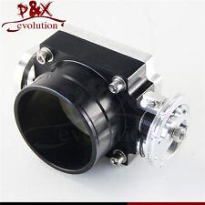 Universal 90MM for RB25DET RB26DET GTS VQ35TPS Throttle Body Intake Manifold