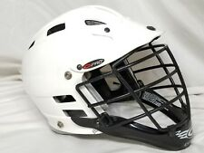 Cascade C Pro Men's White Mll Lacrosse Helmet Sz S/M