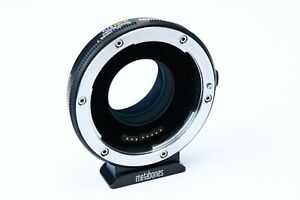 Metabones T Speed Booster Ultra 0.71x Adapter for Canon EF Lens to MFT Camera