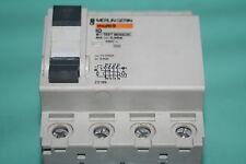interrupteur différentiel 40 A MERLIN GERIN ID  300 mA 4 pôles réf 23199