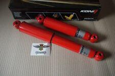 VW Caddy Inca MK2 Van Rear Koni Red Adjustable Dampers Shock Absorbers