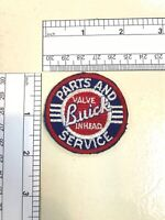 Parts and Service Buick Valve in Head Patch , Vintage, NOS  2  X 2 INCHES