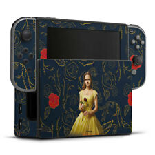 Nintendo Switch Folie Aufkleber Skin - Belle Rose movie