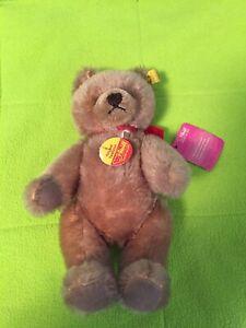 Steiff Caramel Original Teddy Bear, #0202/26,  with All Three Tags