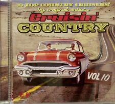 CRUISIN' COUNTRY - Volume #10 - 30 VA Tracks'