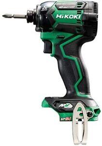 Hitachi 36V Brushless  Impact Driver Green WH36DC(NN) Body Only