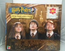 Harry Potter and the Sorcerer's Stone 100 Piece Puzzle 15 x 11.5 inch 42991 2001