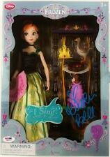 KRISTEN BELL signed Disney FROZEN Singing Anna Doll w/ PSA/DNA Auto Anna /5