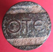Telephone token - jeton - Greece - OTE - 1965 - Gr. 18.65