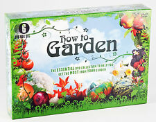 HOW TO GARDEN. 6 DVD Box Set. Brand New & Shrink Wrapped.