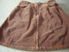 Cute Size 6 skirt by NY Jeans - Chocolate Brown - EUC