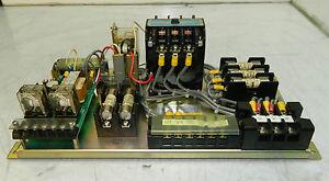 Fanuc Power Input Unit, # A14B-0061-B101 02, A14B0061B10102,