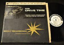 SESAC PRODUCTION LP Boots Randolph Kai Winding Count Basie Duke Ellington
