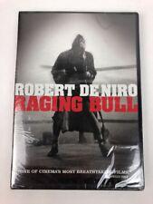 Raging Bull (DVD, 2005)  Robert German Niro, Joe Pesci   NEW SEALED - FSTSHP