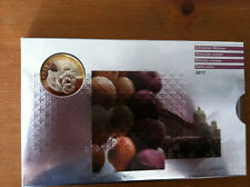 Schweiz Kursmünzensatz 2011 PP  (18,85 Franken)  Nur 4.000 Stück!