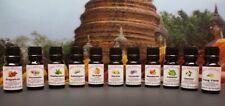 Ätherische BIO Öle-100 % naturrein - 13 Sorten - Aromapflege Hautpflege