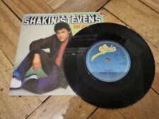 "shakin stevens oh julie 7"" vinyl record good condition"