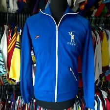 MCPE TRACK TOP FOOTBALL SHIRT 1980S VINTAGE MADE IN BRITAIN SPEEDO SIZE ADULT M