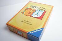 Personality - Ravensburger Brettspiel - Gelbe Edition Neuwertig Komplett - 2001