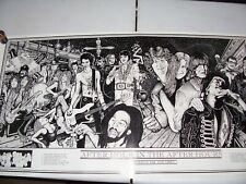 POSTER After Hour in the After Hours Howard Teman 36x19 Studio B