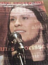 MTV Unpluggd by Alanis Morrisesette Guitar Songbook Edition with Tabulature