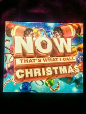 NOW That's What I Call Christmas (3 CD Music Compilation, 70+ Songs) NEW SEALED