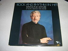 RAYMOND LEFEVRE LP FRANCE POLNAREFF ROCK BEATLES ABBA