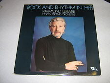RAYMOND LEFEVRE LP FRANCE POLNAREFF ROCK BEATLES ABBA
