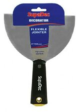 Wallpaper Scraper Decorators Filling Knife Flexible Jointer Paint Scraper