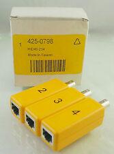 Probadores de cableado de par trenzado RID46-234 tes Kit De Identificador De remoto (K100)