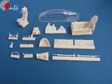 Pavla Models 1/32 Mikoyan MiG-21F-13 Cockpit Set for Trumpeter kit