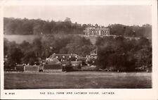 Latimer between Chorleywood & Amersham. Dell Farm &c # S 6130 by WHS Kingsway.