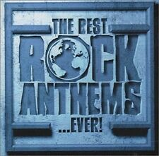 Best Rock Anthems Ever : Best Album In The World Ever (Series) CD