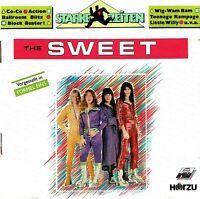 (CD) The Sweet - Starke Zeiten - Block Buster!, Ballroom Blitz, Hell Raiser