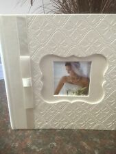 Photo Album,Leatherette,Holds 160 4x6. Elegant Look, Great for wedding Phot