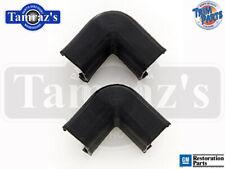64-65 Chevelle Hardtop Rear Window Interior Windlace Trim Upper Trim Parts